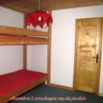 33 chambre 5 couchages rez de jardin 5