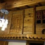 mezzanine côté cuisine